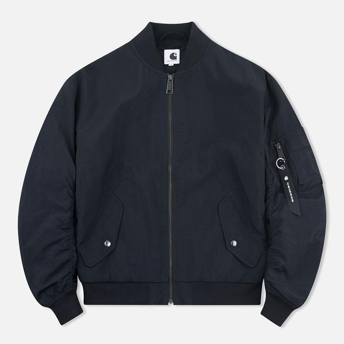Женская куртка бомбер Carhartt WIP W' Dab Black