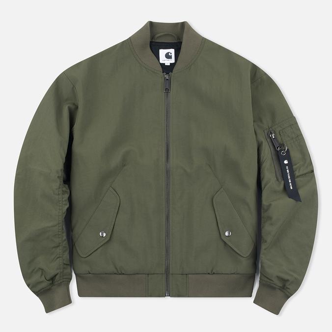 Женская куртка бомбер Carhartt WIP W' Dab Leaf