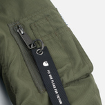 Женская куртка бомбер Carhartt WIP W' Dab Leaf фото- 4