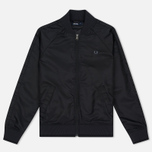 Женская куртка бомбер Fred Perry High Shine Lightweight Black фото- 0