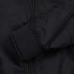 Женская куртка бомбер Fred Perry High Shine Lightweight Black фото- 3
