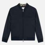Женская куртка бомбер Gant Rugger Hopsack Evening Blue фото- 0