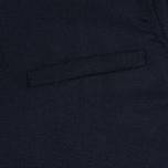Женская куртка бомбер Gant Rugger Hopsack Evening Blue фото- 4
