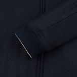 Женская куртка бомбер Gant Rugger Hopsack Evening Blue фото- 5