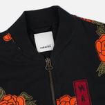 Женская куртка бомбер Maharishi Rozy Embroidery Twill Black фото- 2