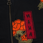 Женская куртка бомбер Maharishi Rozy Embroidery Twill Black фото- 3