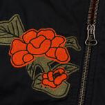 Женская куртка бомбер Maharishi Rozy Embroidery Twill Black фото- 4