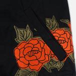 Женская куртка бомбер Maharishi Rozy Embroidery Twill Black фото- 5