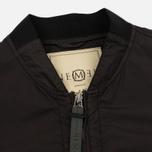 Женская куртка бомбер Nemen Light Ink Black фото- 2
