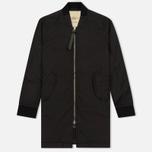 Женская куртка бомбер Nemen Light Long Ink Black фото- 0