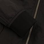Женская куртка бомбер Nemen Light Long Ink Black фото- 5