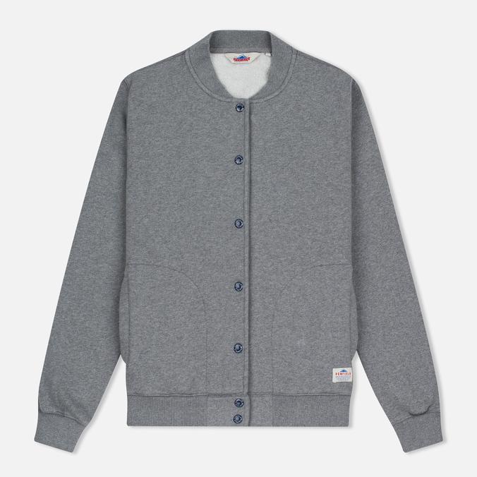 Женская куртка бомбер Penfield Massac Chenille Grey