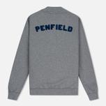 Женская куртка бомбер Penfield Massac Chenille Grey фото- 4