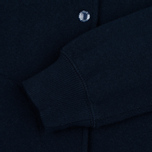 Женская куртка бомбер Penfield Massac Chenille Navy фото- 3