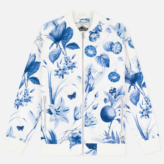 Penfield Okenfield Botanical Women's Bomber Blue