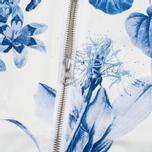 Penfield Okenfield Botanical Women's Bomber Blue photo- 3