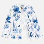 Женская куртка бомбер Penfield Okenfield Botanical Blue фото- 1