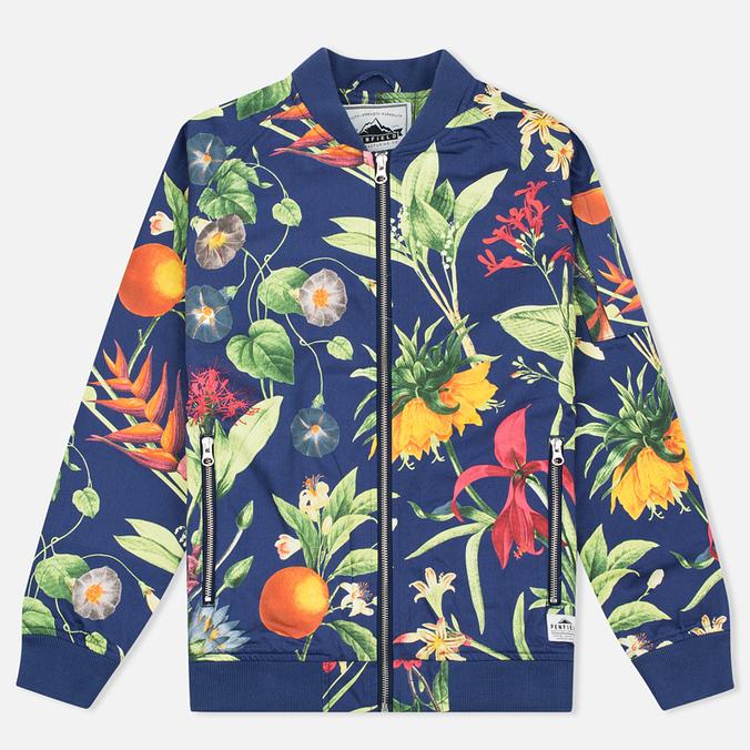 Женская куртка бомбер Penfield Okenfield Botanical Navy