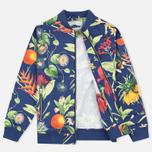 Женская куртка бомбер Penfield Okenfield Botanical Navy фото- 1