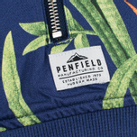 Женская куртка бомбер Penfield Okenfield Botanical Navy фото- 6