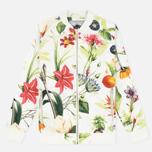 Женская куртка бомбер Penfield Okenfield Botanical White фото- 0