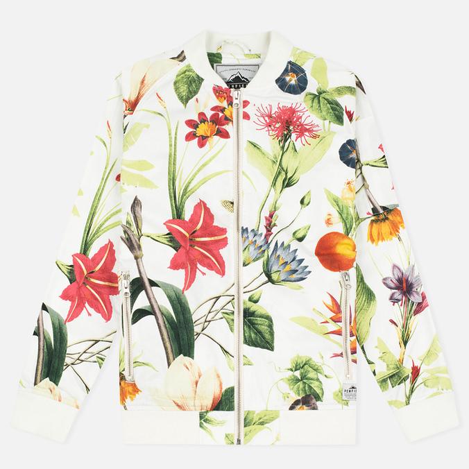 Женская куртка бомбер Penfield Okenfield Botanical White