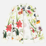 Женская куртка бомбер Penfield Okenfield Botanical White фото- 1