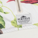 Женская куртка бомбер Penfield Okenfield Botanical White фото- 5