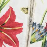 Женская куртка бомбер Penfield Okenfield Botanical White фото- 7