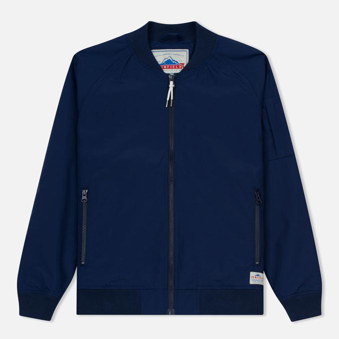 Женская куртка бомбер Penfield Okenfield Nylon Blueprint