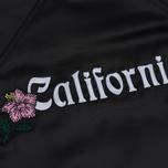 Женская куртка бомбер Stussy California Satin Black фото- 7