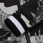 Женская куртка бомбер Stussy Falcon Souvenir Black фото- 3