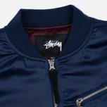 Женская куртка бомбер Stussy Jodie Navy фото- 1