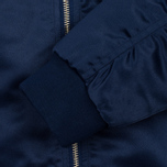Женская куртка бомбер Stussy Jodie Navy фото- 3