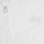 Женская куртка бомбер Stussy Seesucker White фото- 2