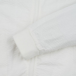 Женская куртка бомбер Stussy Seesucker White фото- 3