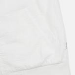Женская куртка бомбер Stussy Seesucker White фото- 4