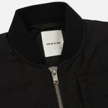 Женская куртка бомбер Wood Wood Gabriella Black фото- 1