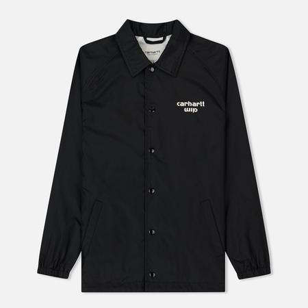 Женская куртка Carhartt WIP W' Wip Coach Black/White