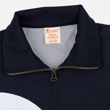 Женская куртка Champion Reverse Weave Vintage Inspired Zip Through Track Navy фото- 1