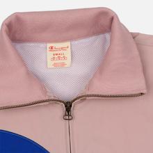 Женская куртка Champion Reverse Weave Vintage Inspired Zip Through Track Pale Mauve фото- 1