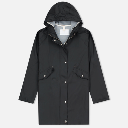 Norse Projects Alena Rain Women's Rain Jacket Black