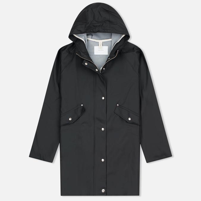 Женская куртка дождевик Norse Projects Alena Rain Black