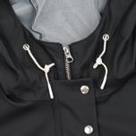 Женская куртка дождевик Norse Projects Alena Rain Black фото- 3
