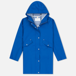 Женская куртка дождевик Norse Projects Alena Rain Cobalt Blue фото- 0