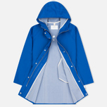 Женская куртка дождевик Norse Projects Alena Rain Cobalt Blue фото- 1