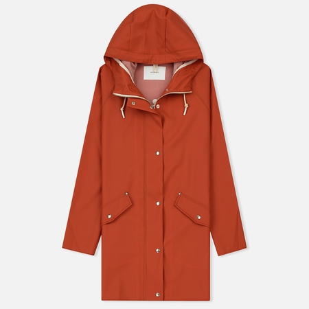 Женская куртка дождевик Norse Projects Alena Rain Rust