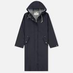 Женская куртка дождевик Norse Projects Klint Rain Dark Navy фото- 0