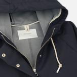Женская куртка дождевик Norse Projects Klint Rain Dark Navy фото- 2