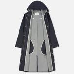 Женская куртка дождевик Norse Projects Klint Rain Dark Navy фото- 1